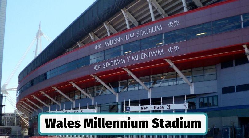 Wales Millennium Principality Stadium