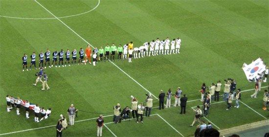 GB vs Japan football