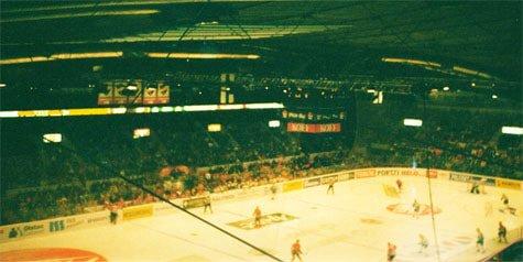 IFK Helsinki game