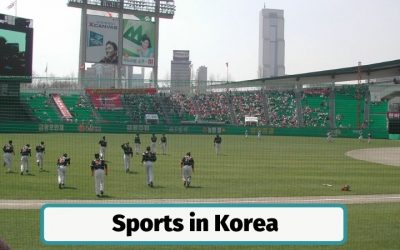 Sports in Seoul and Around South Korea