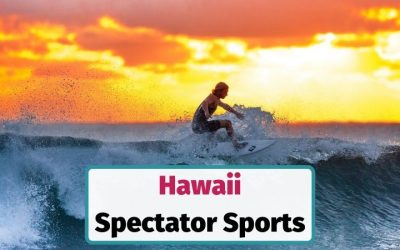7 Best Hawaii Spectator Sports Events for Visitors