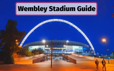 Wembley Stadium Visitor's Guide, London
